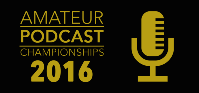 Amateur Podcast Championships