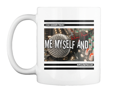Me Myself and I Radio Coffee Mug
