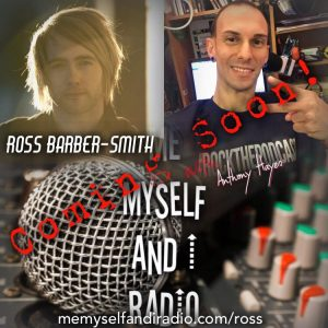 Coming soon Ross Barber-Smith