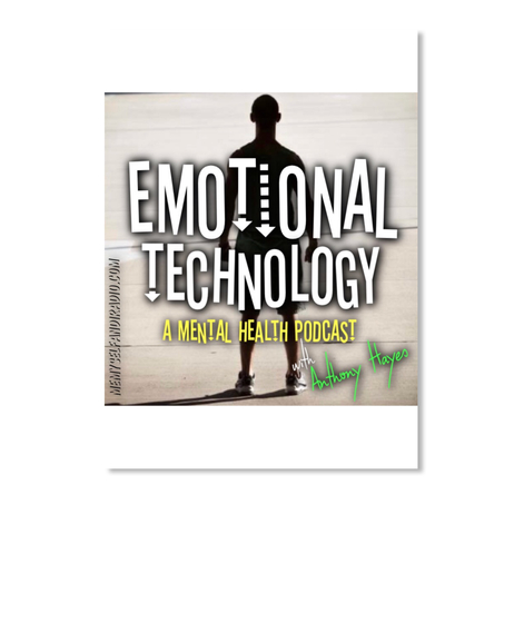 Emotional Technology Podcast Sticker
